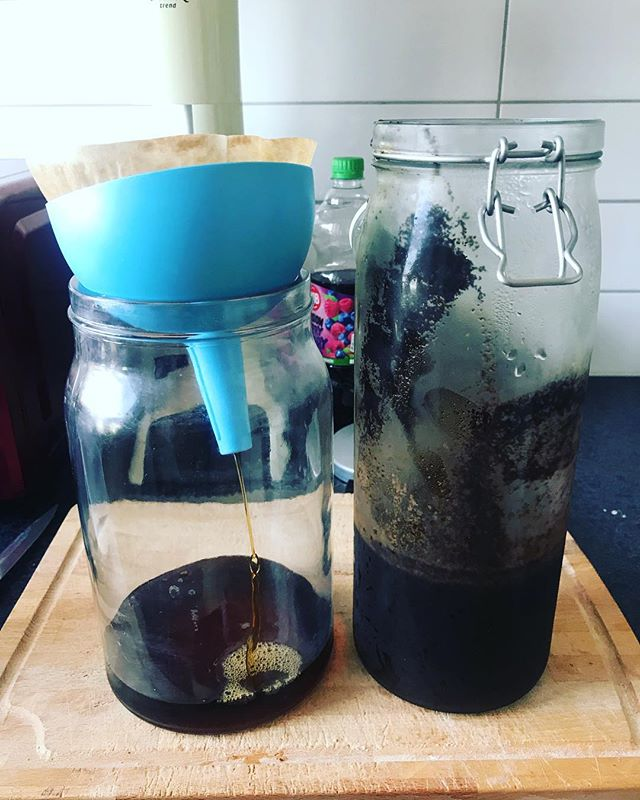 #coldbrew #coffee