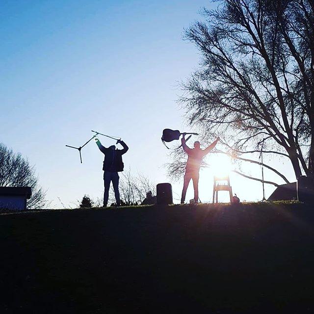 Ny avslutar vi Hip-Hop-veckan på Ö1 med stor fest på gården. Fotocred till @sebbenyg #förskola #malmö